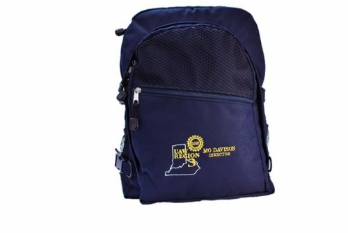 Deluxe Padded Backpack