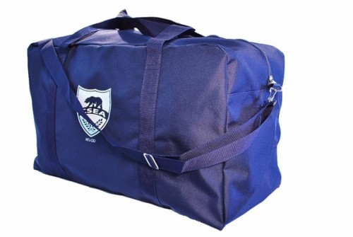 Extra-Large Square Duffle Bag