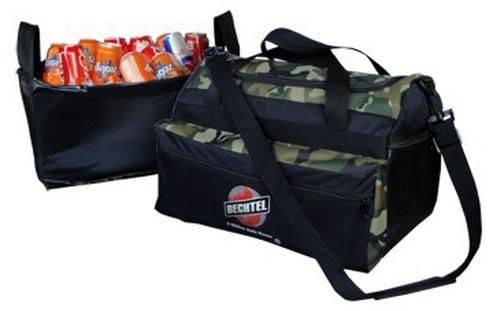 Combo Insulated 30 Can Cooler/Duffel
