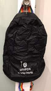 Custom Made Packable Compact Backpack