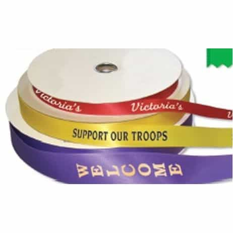 "3"" wide Continuous Print Ribbon Roll"