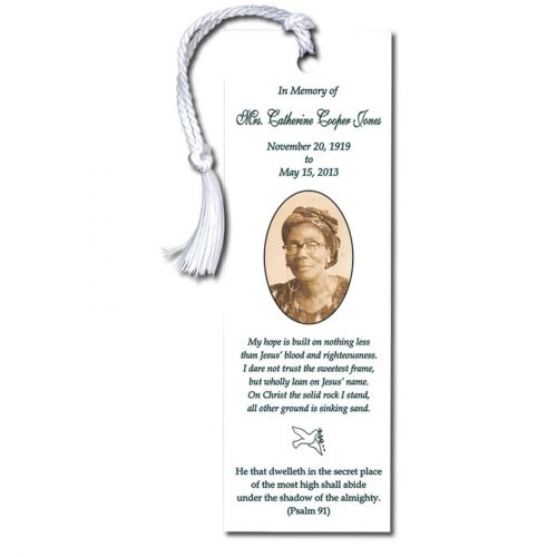 """Bookmarks (2""""x 6"""") Printed 2-Sides"""
