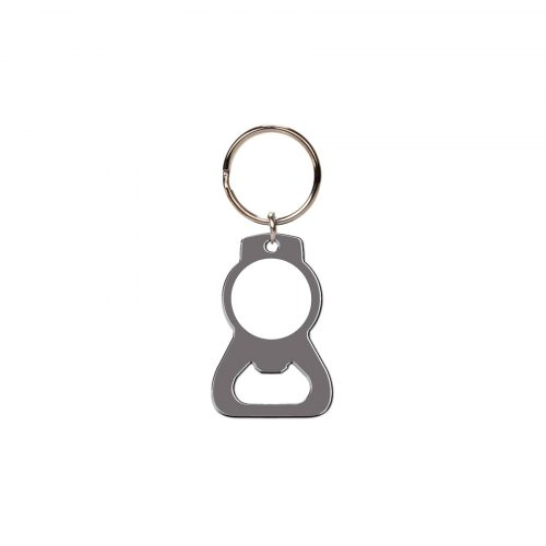 Printed Silver Tone Bottle Openers