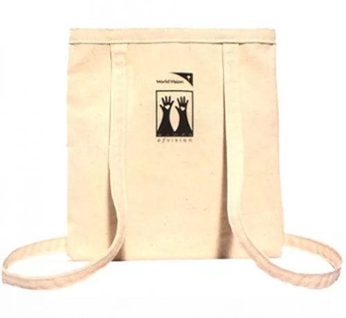 Tote-style Backpack