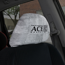 Car Headrest Cover