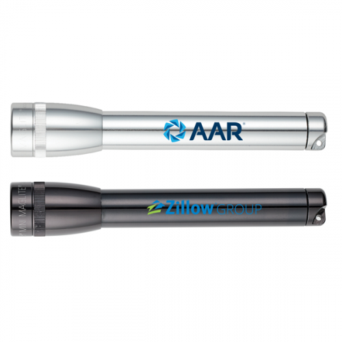 """AA"" MINI MAGLITE® WITH SMOOTH BARREL"
