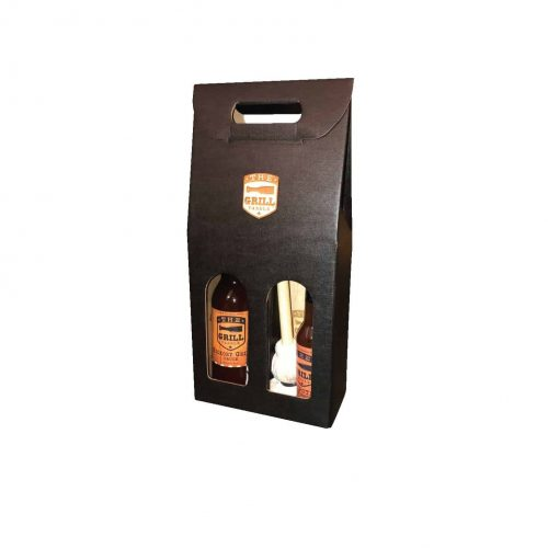 Executive Grill Paddle Gift Set